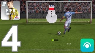 Video FIFA Mobile Soccer - Gameplay Walkthrough Part 4 - Christmas Freeze Live Events (iOS, Android) MP3, 3GP, MP4, WEBM, AVI, FLV Desember 2017