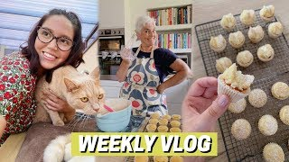 Video Baking, Home Haul + Getting The iPhone 11 Max 🙌🏼 WEEKLY VLOG MP3, 3GP, MP4, WEBM, AVI, FLV September 2019