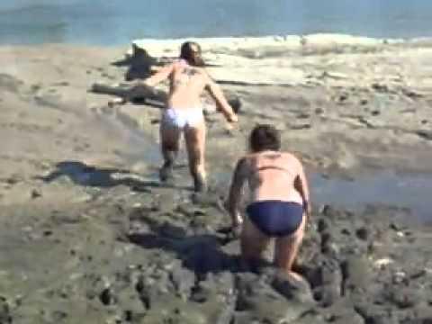 quicksand mud -