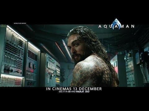 Aquaman - Official Trailer 1 [HD]
