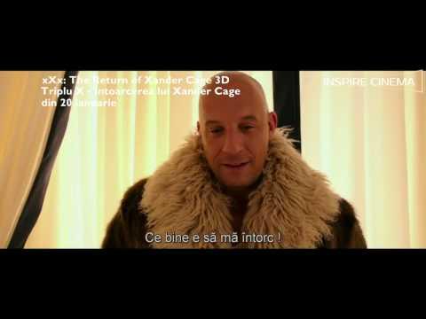 Video xXx: The Return of Xander Cage 3D/ Triplu X: Întoarcerea lui Xander Cage download in MP3, 3GP, MP4, WEBM, AVI, FLV January 2017