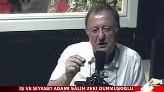 İşadamı Salih Zeki Durmuşoğlu Zeytinburnu TV'de