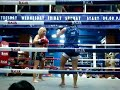 Womens Muay Thai Fight