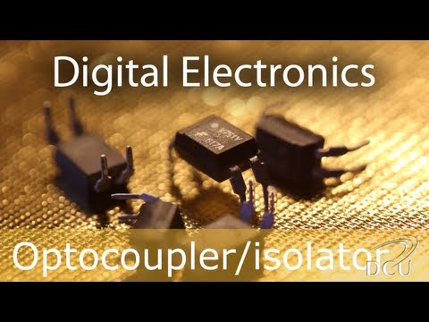 Digital Electronics: Optocoupler | Optoisolator - Driving a high-current CREE XLamp XR-C LED
