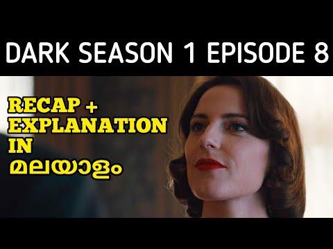Dark Series Season 1 Episode 8 - Recap & Explanation In Malayalam