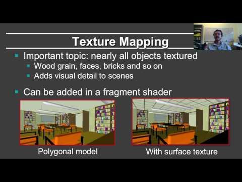 Online Graphics Course OpenGL 2: Textures