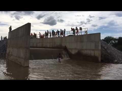 Transposição vira ponto turístico em Monteiro-PB