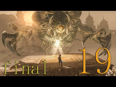 Final Boss Ratash (Ending) - Prince Of Persia: The Forgotten Sands - Part 19