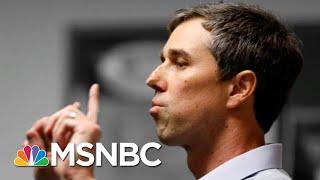 FOX News Host Tucker Carlson Attacks Beto O'Rourke Insinuating Drug Use   The 11th Hour   MSNBC