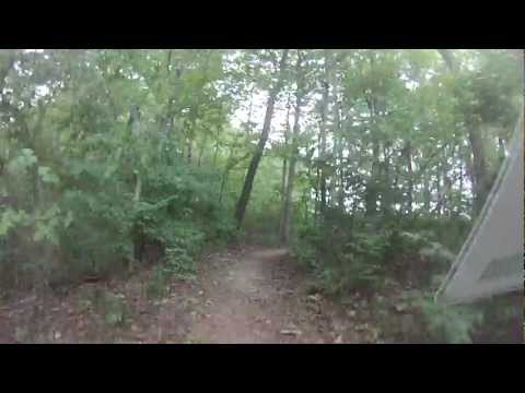 Dino 2012 Kenda Mountain Bike Series Race 6 Logansport Indiana France Park 8/12/12 – Part 1 of 2