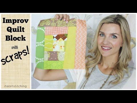 patchwork - come usare gli scarti di tessuto