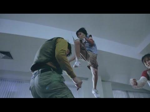 Force of Five - Final Fight Scene