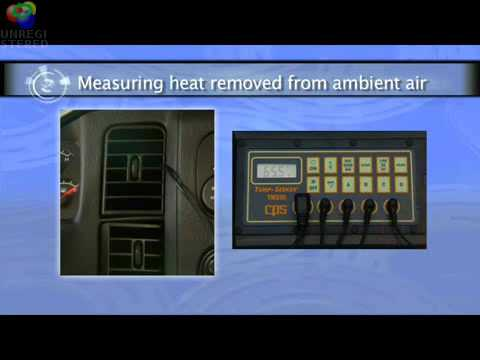 How to Temperature Test Auto AC System - DiscountACParts.com