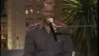 Brian McKnight One Last Cry live