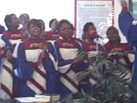 Feb 01 2009   People Mission Church of God 18th Year choir anniversary in Gulfport, Mississippi
