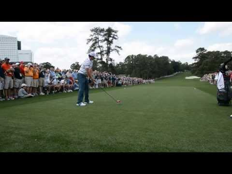 Augusta National – The Masters 2013 – Monday Practice Round – Rory McIlroy