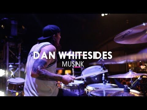 Remo + Dan Whitesides / The Used: Take It Away - Musink 2017
