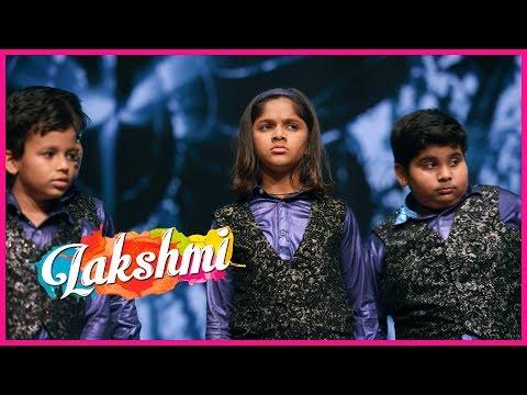 Prabhu Deva & Team Enters Pride Of India | Lakshmi Tamil Movie Scenes | Prabhu Deva | Ditya Bhande