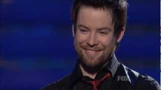 David Cook  The World I Know Top 2