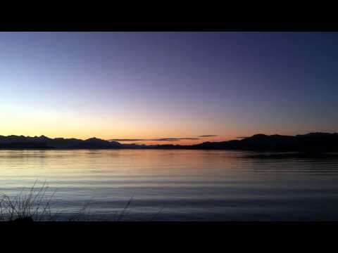 Sunsets around the World – Discover Argentina – Relaxing – Travel – Lake- Argentina