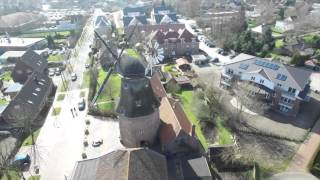 Jever Germany  city pictures gallery : Windmühlen und Jever