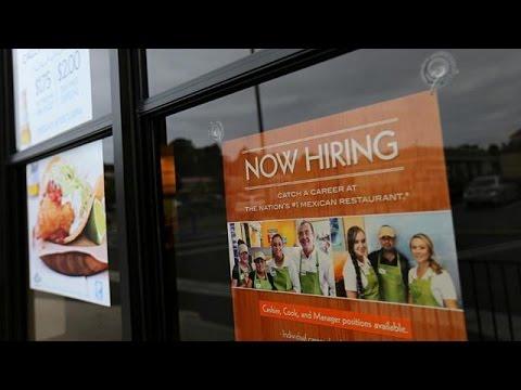 Καλύτερα των προσδοκιών τα στοιχεία για την απασχόληση στις ΗΠΑ – economy