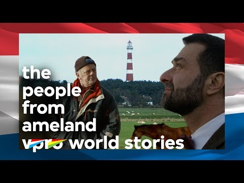 Anthropology of the Dutch: The people from Ameland