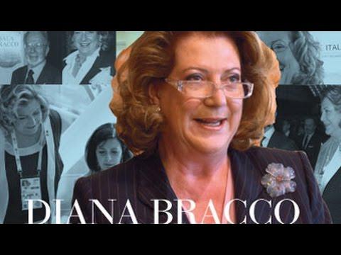 Diana Bracco: 50 anni di lavoro in azienda
