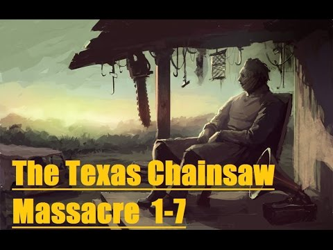 The Texas Chainsaw Massacre TRAILERS 1-7 HD 2017