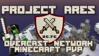 Minecraft PVP: More Project Ares w/ ZipKrowd
