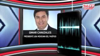 Entrevista a Omar Canizales en TVC Deportes Al Día