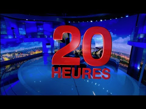 France 2 News Intro Transparent (2017-)(HD)