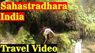 Dehradun India  city images : Sahastradhara Dehradun, Uttarakhand India Travel Video Guide Documentary