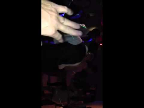 Christie's sweet 16 b day party (видео)