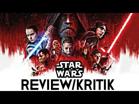 STAR WARS 8 - Review/Kritik Podcast (SPOILER!) (Deu ...