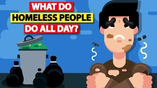 Video A Day In The Life of a Homeless Person MP3, 3GP, MP4, WEBM, AVI, FLV Maret 2019