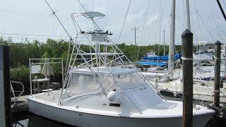 1974 31' Bertram Bahia Mar For Sale Key Largo Florida Offered By All Star Marine US Inc. (305)394-5034 This is a Great Fishing Boat that is powered by Twin ...