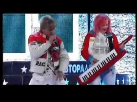 «Дискотекa 80 х» 2007 Сладкий Cон - На белом покрывале января (видео)