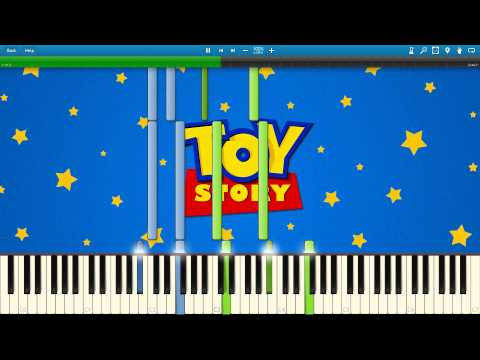 When she loved me (Toy Story 2 Soundtrack Theme Song) - Sarah McLachlan video tutorial preview