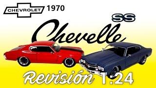 Nonton Revisión 1:24 / Chevrolet Chevelle SS 1970,