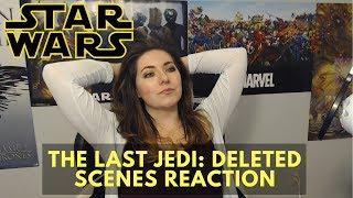 "Video ""Star Wars: The Last Jedi"" Deleted Scenes Reaction MP3, 3GP, MP4, WEBM, AVI, FLV Maret 2018"