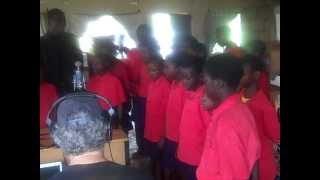 This song is sung in the native language of Nyanja. The children at the Village of Hope speak, write and are taught in English, the official language of Zambia, ...