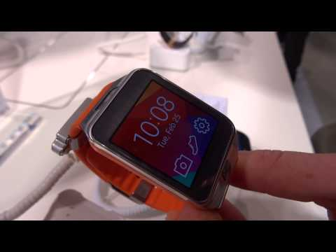 MWC 2014: Samsung Gear 2, video anteprima
