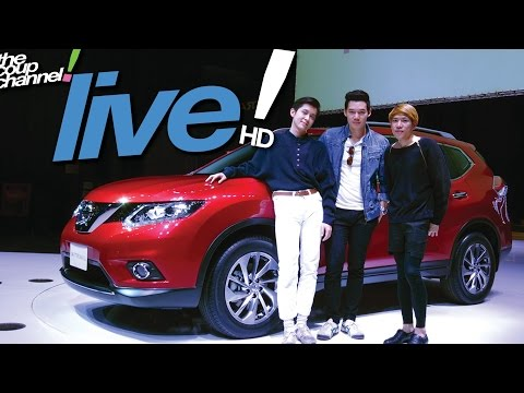 The Coup Channel Live! เปิดตัว/เจาะลึก ALL NEW Nissan X-Trail ใหม่