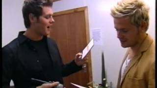CDUK backstage Childline 2004