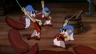 Silly Symphony - The Three Blind Mouseketeers  1936