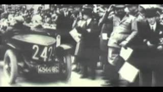 Alfa Romeo History - Mille Miglia 6C 1500&1750 Super Sport (1928)