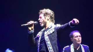 Take That – Medley Beautiful World/Wait...Satisfied - 13 May 2017 Glasgow HD