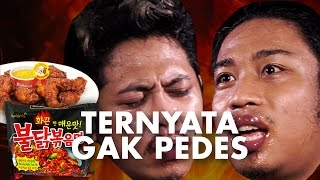 Video Samyang + Richeese Level 7 Ga Pedes !! | Mati Penasaran #5 MP3, 3GP, MP4, WEBM, AVI, FLV Oktober 2017