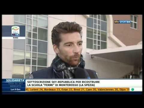 Risposta di Morgan De Sanctis alle accuse dopo il gol in Napoli-Lecce